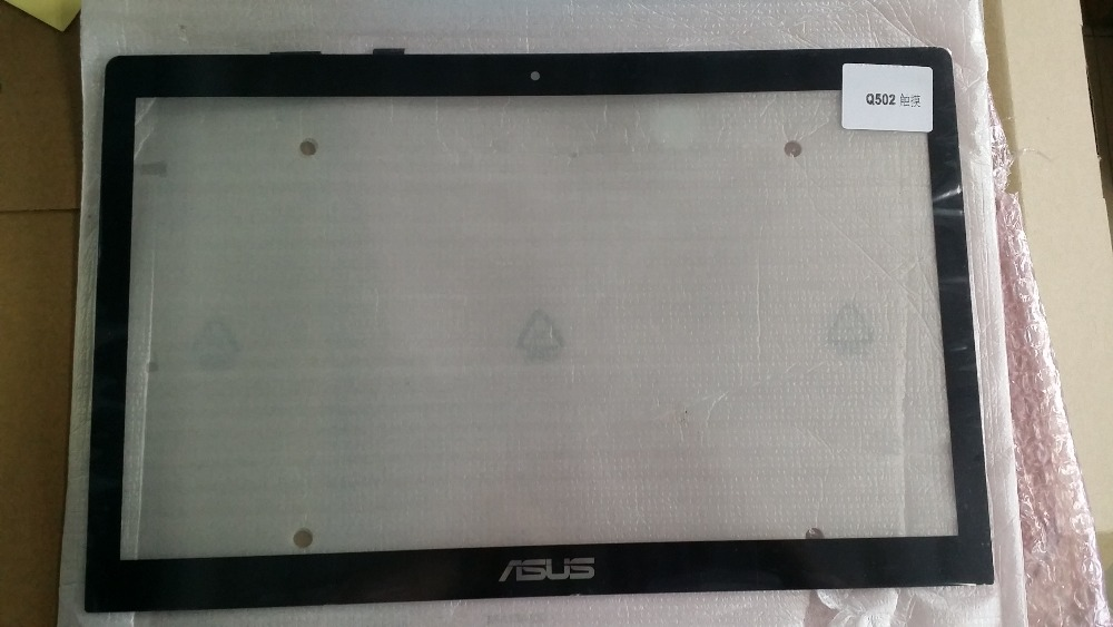 "15.6"" Laptop Touch Screen Digitizer Replacement For Asus Vivobook Q502 502L 502LA Series Touch Digitizer"