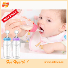 2016 Hot Selling New Products PP Plastic Baby Feeding Bottles