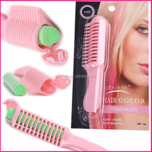 Wholesale temporary hair color chalk, Mimi Color Chalk for Hair in Various Color Comb
