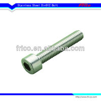 Din912 Stainless Steel Hex Socket Head cap screw
