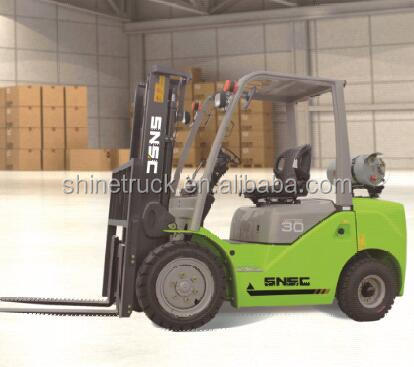 Hot sale LPG forklift 3ton FL30 with automatic hydraulic transmission