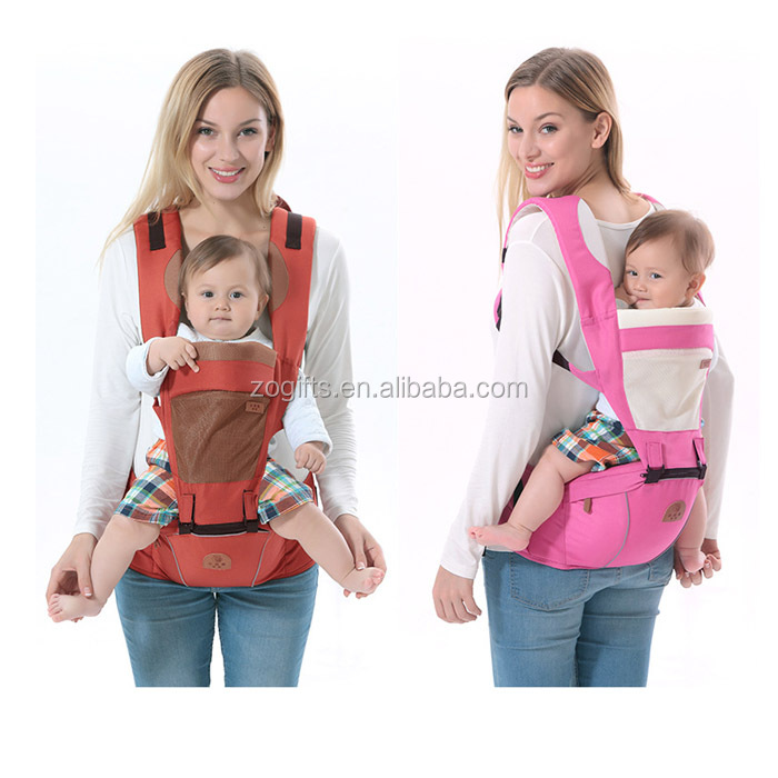 Hot sale baby carrier backpack, baby hip seat carrier with cheap price