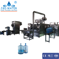 Automatic 5 Gallon Bottle Water Bottling Machine