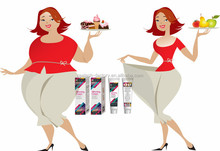 Thin thighs thin belly thin waist thin arm thin whole body--Real Plus Slimming Cream