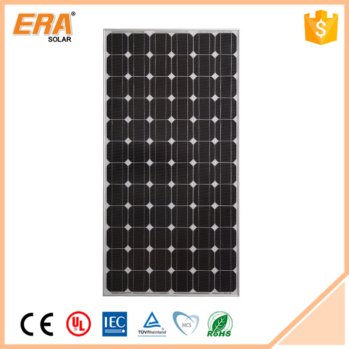 Good quality energy-saving mono silicon best price per watt solar panels
