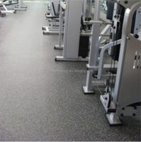 Outdoor and indoor gym rubber Flooring for play areas