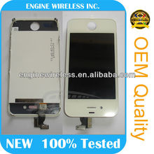 guangzhou oem mobile phone lcd for iphone 4/4s touch,new