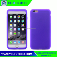 New Coming Silicone Mobile Phone Case for iPhone6plus MADE IN CHINA