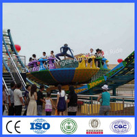 amusement park ride manufacturer crazy dance flying ufo rides