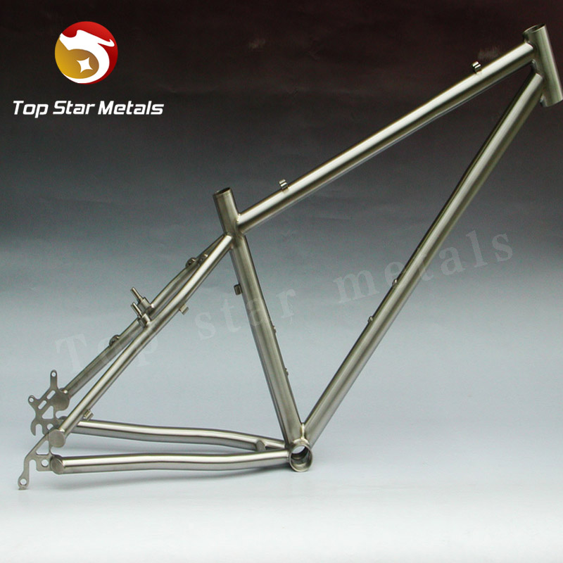 Buy titanium bicycle frame and get free shipping on