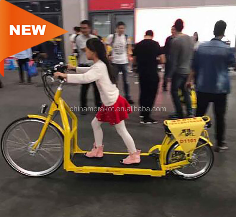 Chinese Supplier Factory Price 2017 Lopfit Bike Bicycle 36V Long Board Strolling Bike Electric Bike With Pedal