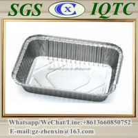 6420 Disposable Aluminum Foil Containers for Food frozen baking heating