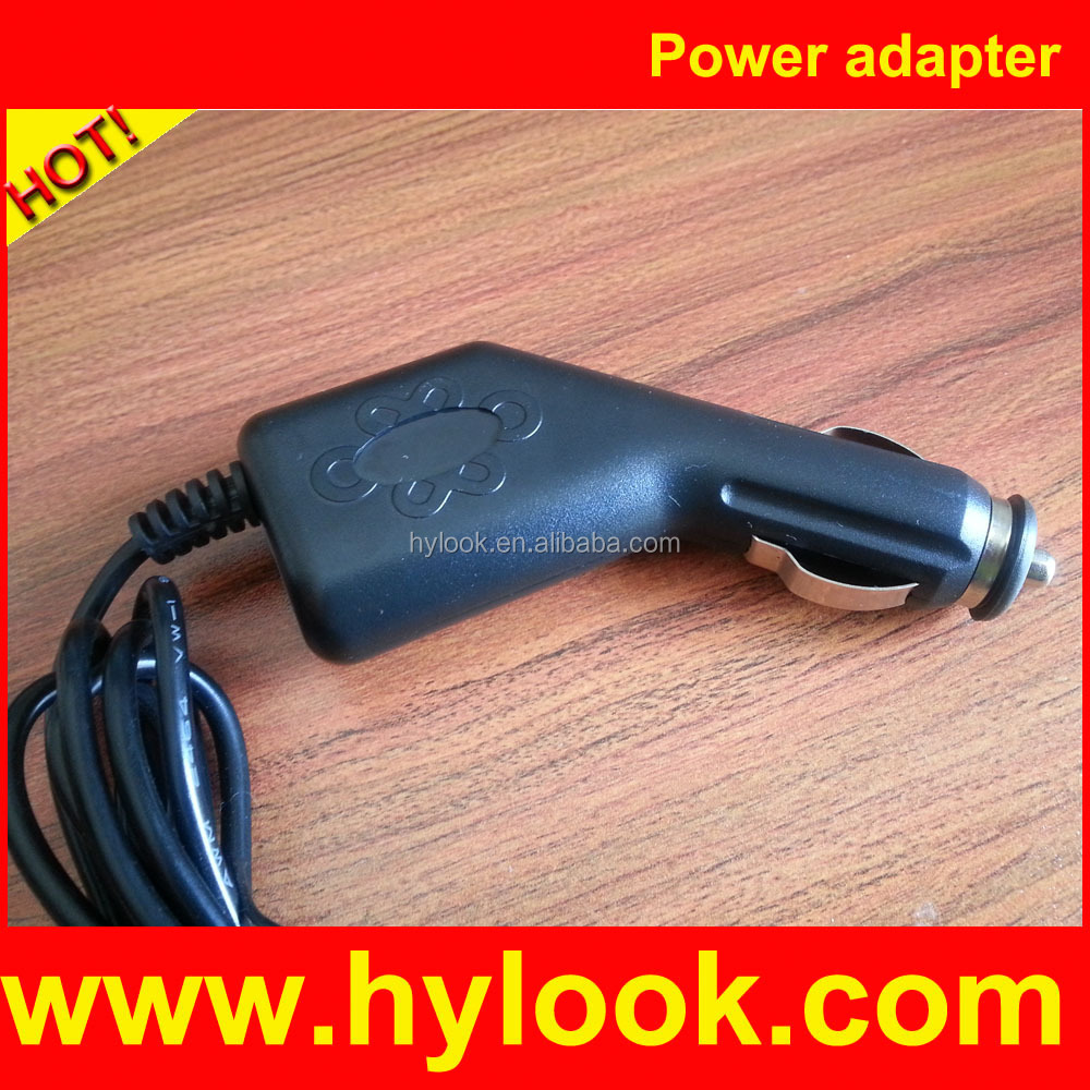 12V 2A Car Charger Adapter for Verifone Vx670 Vx680