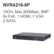NVR4216-8P