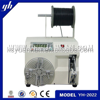 Superior Quality AC/DC Power Cable Binding Equipment / wire winding machine