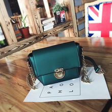 2017 Fashion Women Shouder Bags Famous Style Small Handbag Purse High Grade Leather Stylish Girl Matt Messenger Bag