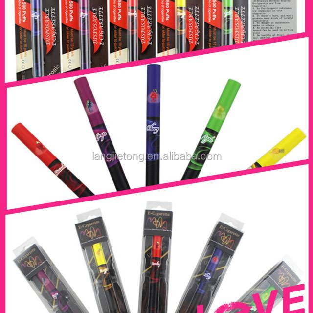 New health products disposable electronic shisha pen good e cigarette flavors