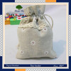 Cheap and beautiful Lovely embroidery lavender/potpourri scents small fast selling items gift perfume sachet