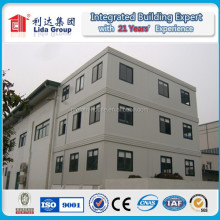 Weifang Henglida 40GP Container House Prefab Remote Camp