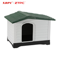 Pet Products Guaranteed Quality WaterProof Plastic OutDoor Dog House