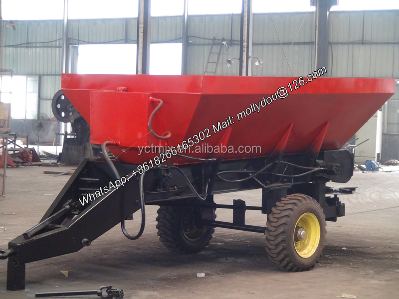 SF5500 manure spreader compost spreader