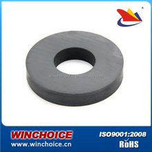 Highest Grade Ferrite Ring Magnets For Electroacoustic Products ISO / TS16949