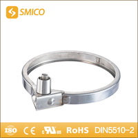 SMICO Import China Products Stainless Steel Worm Drive Hose Clamp Clips
