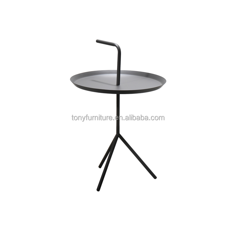 Dining room furniture coffee table metal tea table