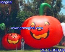 Halloween inflatable pumpkin party decoration