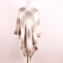 Fashion New Design Women Beauty Soft Colorful Shawl