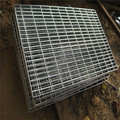 Outdoor special banded ends metal grating long working life