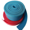 Heat and fuel resistant high pressure flexible soft colorful thin silicone rubber sheet