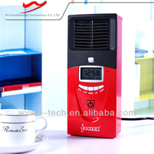 New fancy fan forced electric heater of air conditioner shape