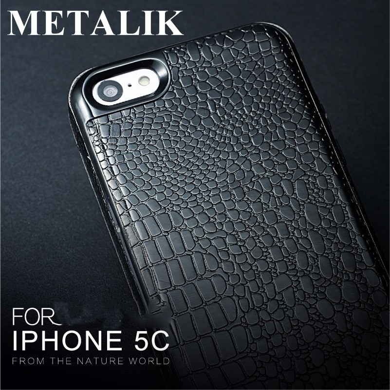 2015 Wholesale Accessories For Iphone5c Cases, Brushed Metal Alumium Case For Iphone 5c
