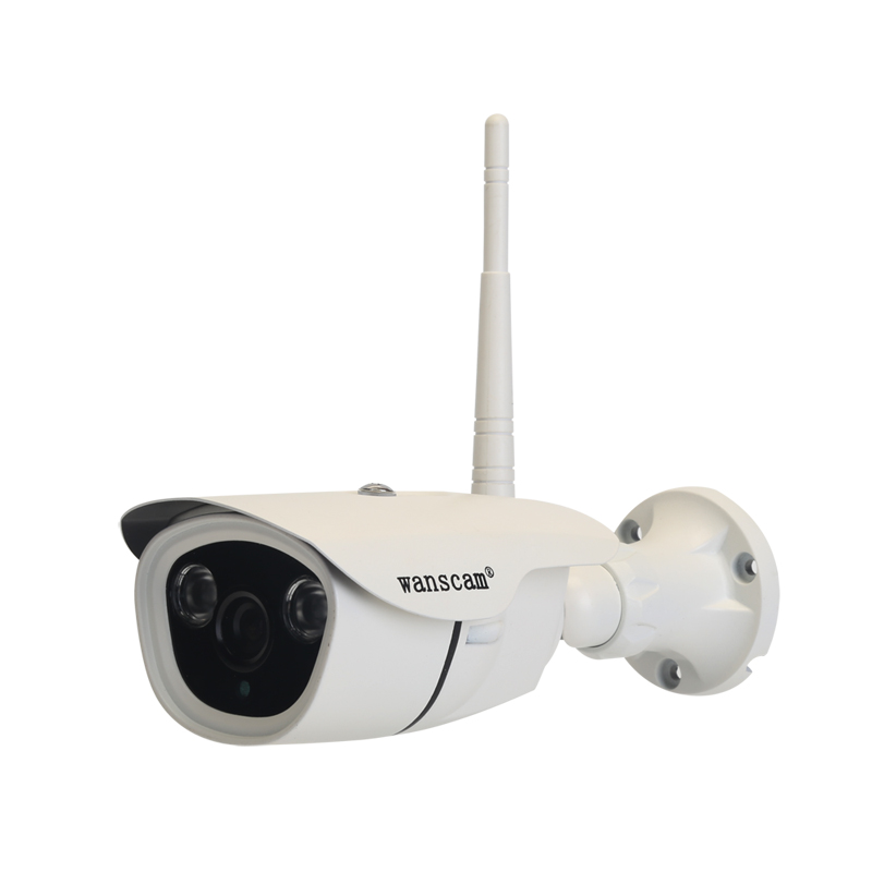 Factory Directly P2P Easy to Install WiFi Poe IP Camera Outdoor 960P HD Bulit-in TF Card