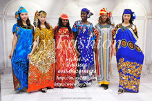 New style Short sleeve african ladies without dress traditional dashiki design of dress