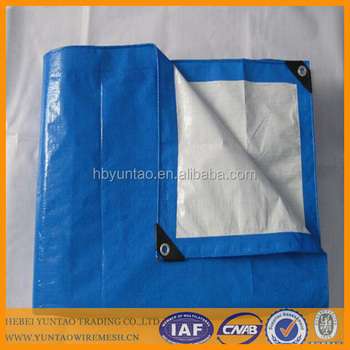 50gsm-300gsm Korea PE tarpaulin with UV treated for Car /Truck / Boat cover