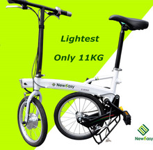 New 11kg cheap 16 inch electric bike rechargeable bicycle folding electric bike