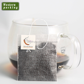 Non woven fabric drip coffee filter bag with tag