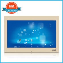 Android 15 inch tablet all in one touch screen pc for pos super slim touch screen monitor