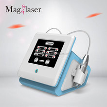 RF skin tightening face lifting machine/portable radio frequency for home use