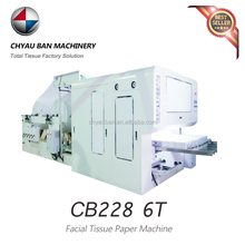 high speed full automatic paper box folding machine