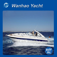 Wh1008 33ft mini fiberglass yachts