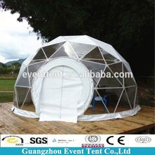 Giant inflatable awning room dome tent outdoor canvas bell tent for sale