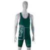 china wholesale custom youth cool cheap sublimated wrestling singlet