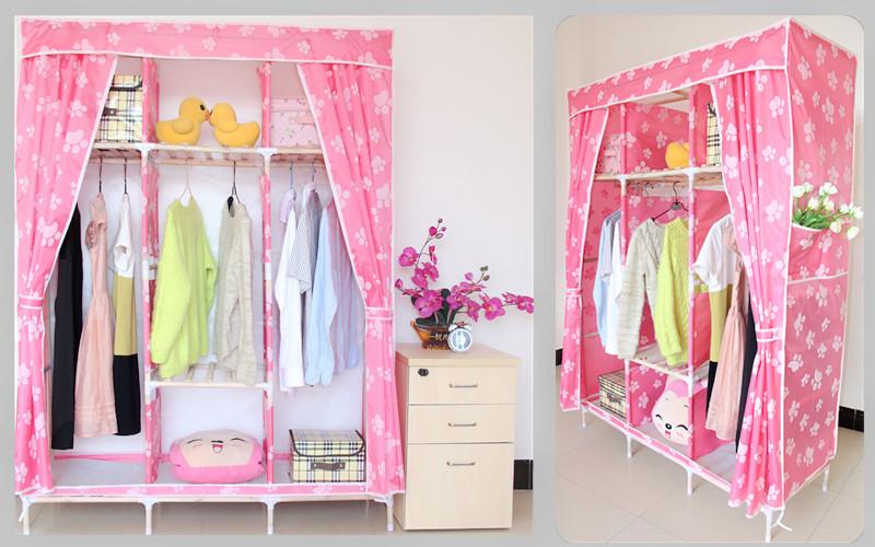 Easy Clean Modern Appearance Corner Wardrobes