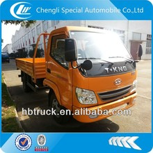 2-3 tons cargo truck can be put into container,4*2