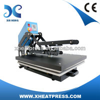 Digital Manual Semi-automatic Pneumatic Flatbed Printer Textile Printing Machine Fabric Printer