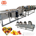 Industrial Tomatoes Carrot Apple Washer Water Bubble Vegetable Washing Machine