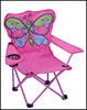 2014 High quality mould outdoor furnature folding butterfiy chair